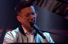"אוסטריה: וינסנט בואנו בביצוע חי ראשון לשיר ""Amen"""