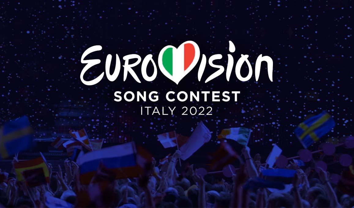 Italy Eurovision 2022 Primary Logo