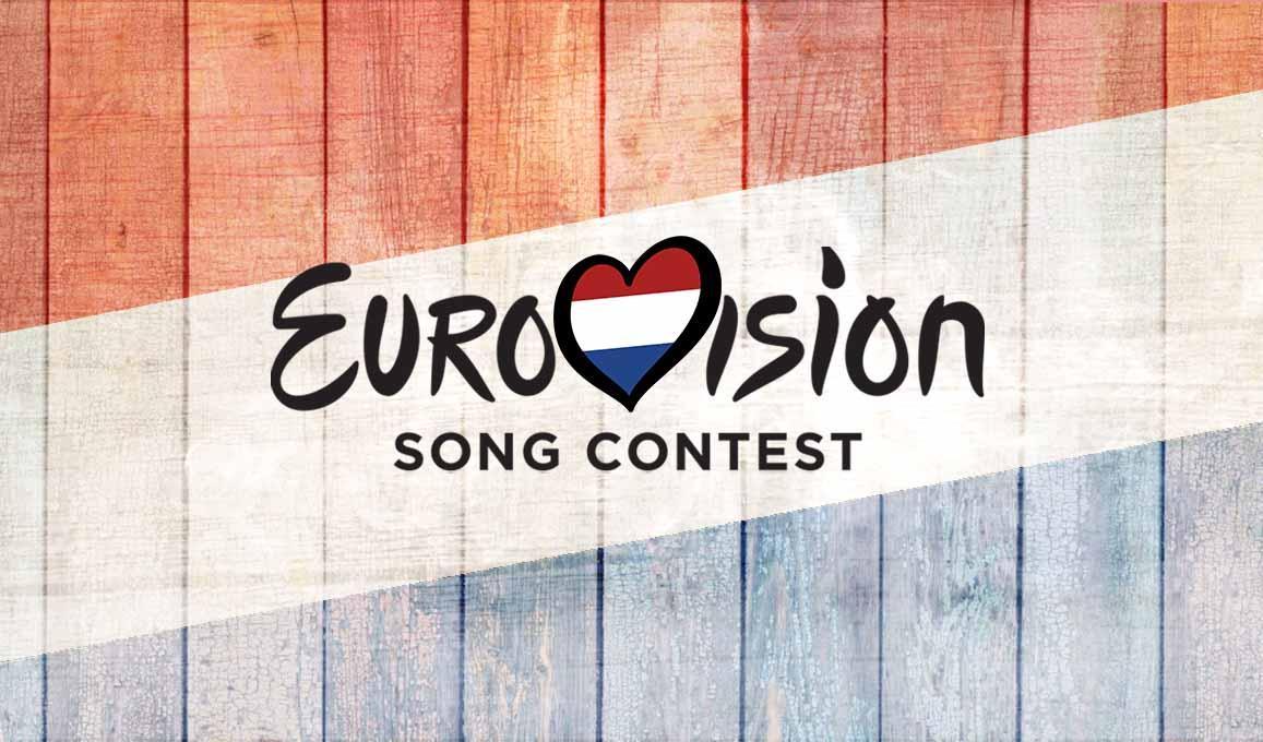 Netherlands Eurovoision Logo