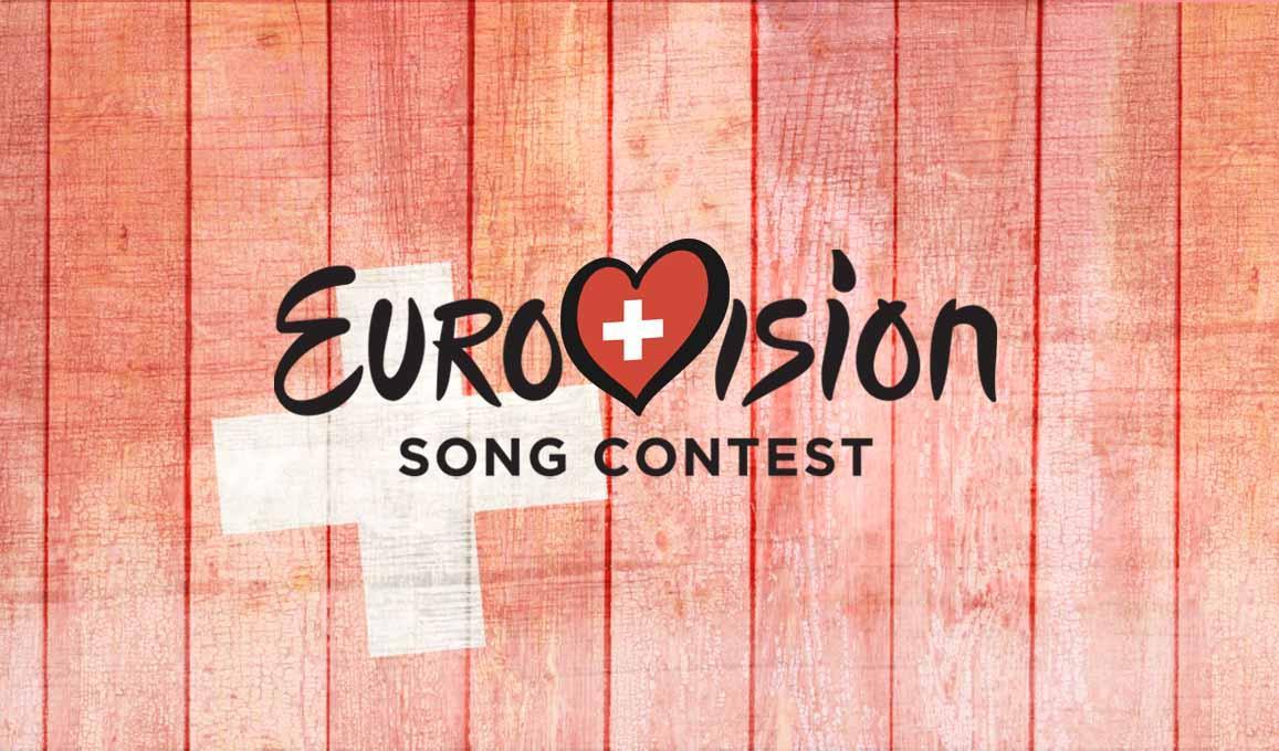 Switzerland Eurovoision Logo