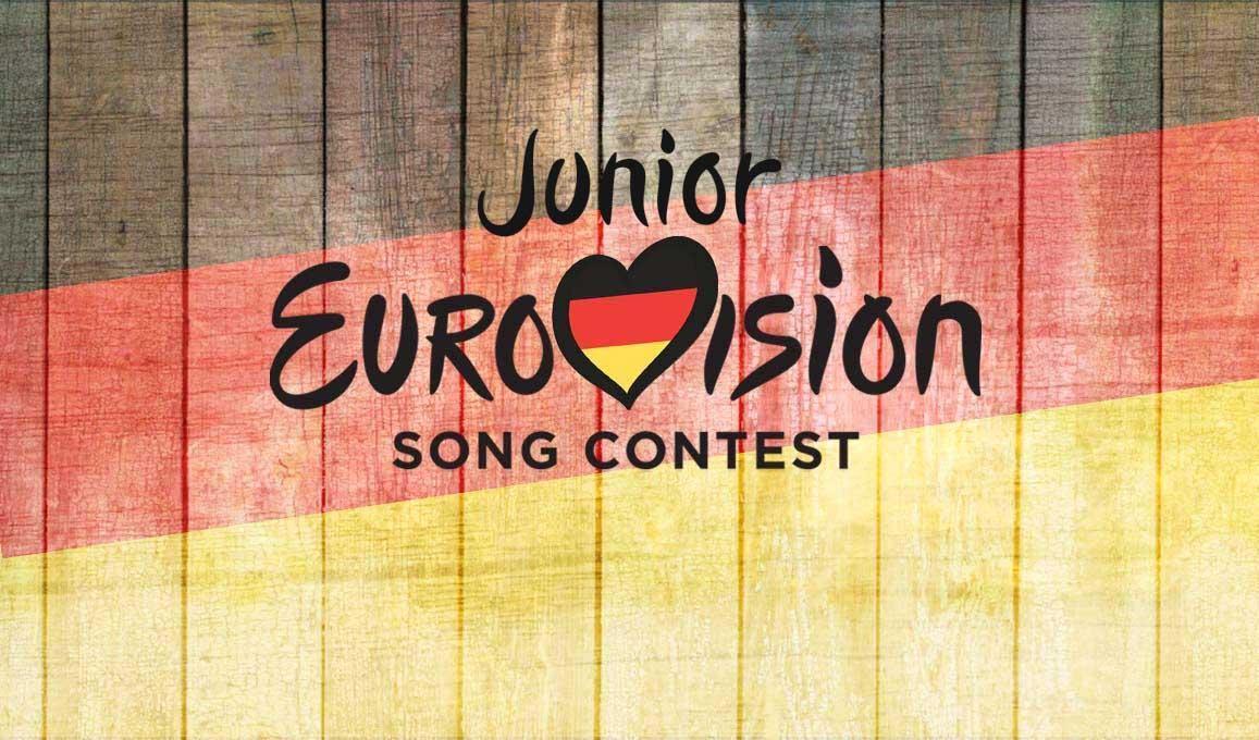 Germany Junior Eurovoision Logo