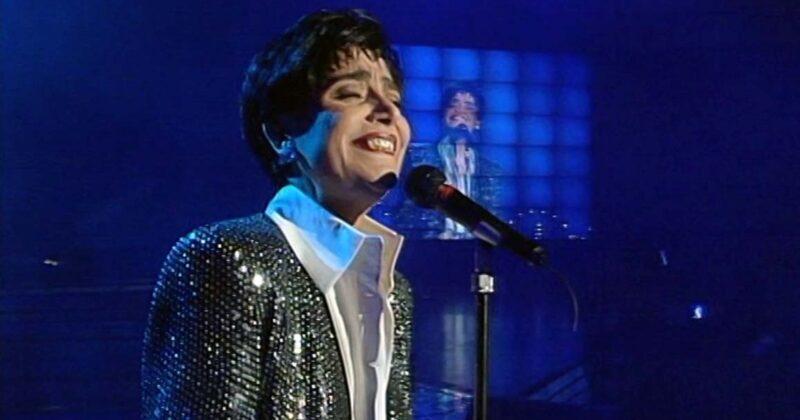 מיה מרטיני האיטלקיה היא הזוכה ב- 1992 EurovisionAgain#!