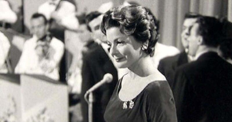 אחרי 65 שנה: נמצא צילום מלא מרגעי הזכייה באירוויזיון 1956