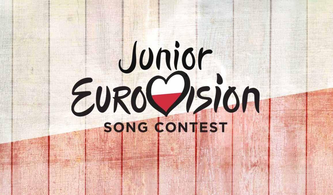Poland Junior Eurovoision Logo